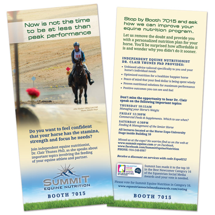SummitEquine_RackCard-Front